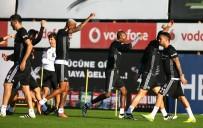 VINCENT ABOUBAKAR - Beşiktaş 7 Eksikle Çalıştı