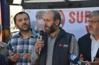 YARDIM MALZEMESİ - Bursa'da Halep Şehitleri İçin Gıyabi Cenaze Namazı Kılındı