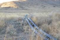 ERCIYES - Çiftçiler Taşıma Su İle Dağ Zirvesinde Şeker Pancarı Yetiştirdi