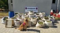 Diyarbakır'da 466 Kilo 800 Gram Esrar Ele Geçirildi