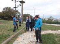 FOTOĞRAFÇILIK - Eğitimciler Macera Parkı Gezdi