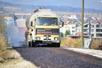 KURUÇAY - Erbaa'da Toprak Yol Kalmıyor