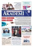 MUHAMMET GÜVEN - Erciyes Üniversitesi Akademi Gazetesinin İlk Sayısı Çıktı