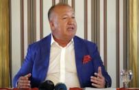 GÜLTEKİN GENCER - Gültekin Gencer'den Antalyaspor Yönetimine Ağır Suçlama