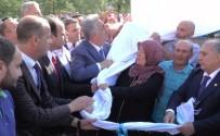 ŞANLIURFA VALİSİ - Hayati Yazıcı Cami Ve Şehitler Anıtının Açılışını Yaptı