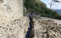 İkizce'de İçme Suyu Hatları Yenileniyor