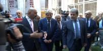 BAŞMÜZAKERECI - İtalya Dışişleri Bakanı Gentiloni TBMM'yi Ziyaret Etti
