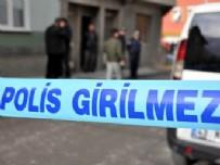 KARAALI - İzmir'de Silahlı Saldırı Güvenlik Kamerasında