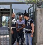 KAZIM ÖZALP - Kuyumcu Hırsızları Suçüstü Yakalandı
