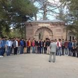 ERTUĞRUL GAZI - KYK Ertuğrul Gazi Erkek Öğrenci Yurdu'ndan Kültür Gezisi