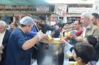 ETILER - Malatya'da Yılın İlk Aşuresi Dağıtıldı