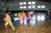 ALTıNOLUK - Melikgazi'ye 10 Adet Basketbol Sahası