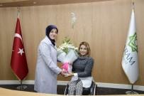 DÜNYA REKORU - Nazmiye Muratlı, Başkan Toru'yu Ziyaret Etti
