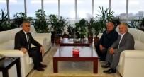 MEHMET ALİ KARATEKELİ - Rektör Bilgiç'e Tebrik Ziyaretleri