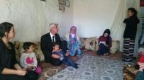 KÖY KORUCULARI - Şehit Korucuların Ailelerine Ziyaret