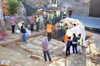 Milas'ta 2 bin 400 yıllık oda mezar bulundu