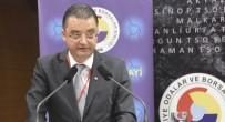 KALİFİYE ELEMAN - UTSO Başkanı Kandemir'den Başbakan Yıldırım'a Sunum