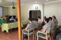 KILIK KIYAFET - Yığılca'da Eğitim Toplantısı Yapıldı