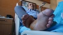DAMAR TIKANIKLIĞI - Yürümekte Zorlanan Hasta, Takılan Stentle Sağlığına Kavuştu