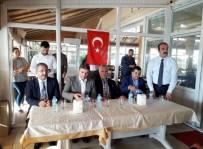 MUSTAFA ATAŞ - Ak Parti Genel Başkan Yardımcısı Mustafa  Ataş Hatay'da
