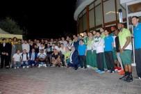 UĞUR AYDEMİR - Akhisar Belediyespor'a Sponsorlardan Moral Yemeği