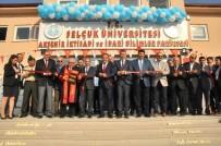 HAYIRSEVER İŞ ADAMI - Akşehir'in Yeni Fakülte Binası Törenle Hizmete Açıldı