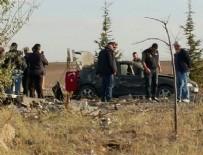 Ankara'da iki canlı bomba operasyon sırasında kendini patlattı