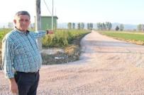 BOĞAZKÖY - Arazi Yolları 24 Yıl Sonra Yapılıyor