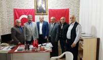 TÜRKİYE EMEKLİLER DERNEĞİ - ASİMDER'den, Türkiye Emekliler Derneğine Ziyaret