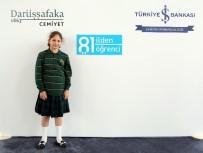İŞ BANKASı - Aydın'ın Gururu Asya Yanmaz İş Bankası Desteğiyle Darüşşafaka'da