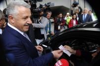 ULAŞTIRMA BAKANI - Bakan Arslan'a 200 Lira Geçiş Ücreti Verdi