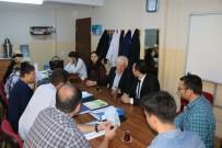 HEKİMHAN - Başkan Millioğulları Okul Ziyaretlerine Başladı