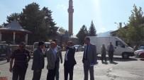 Başkan Tutal, Daire Başkanı Sert İle İncelemelerde Bulundu