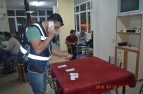 İNTERNET KAFE - Besni'de Huzur Operasyonu