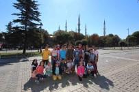 OSMANLı İMPARATORLUĞU - Bilgi Evi Öğrencileri Selatin Camileri Ziyaret Etti