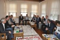 ALINUR AKTAŞ - Burhaniye Mahalle Konağı Açıldı