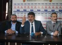 İNSANLIK SUÇU - Büyük Birlik Partisi (BBP) Genel Başkan Yardımcısı Remzi Çayır Trabzon'da
