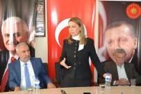 GÜNEYDOĞU ANADOLU BÖLGESİ - Çalık, Doğanşehir İlçe Ziyaretinde 3 Müjde Verdi