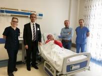 BAŞ DÖNMESİ - Çorlu Devlet Hastanesinden Bir İlk Daha