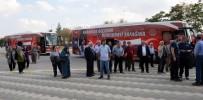 HACI BAYRAM-I VELİ - 'Demokrasi Turu'Nda Duygu Dolu Anlar Yaşandı