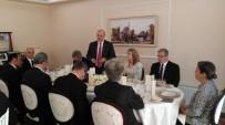 ÖMER CIHAD VARDAN - Dış Ekonomik İlişkiler Kurulu, AB Üye Ülke Büyükelçileri İle Bir Araya Geldi