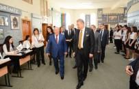 MUSTAFA AYDıN - EURAS, Üniversiteleri Azerbaycan'da Buluşturdu