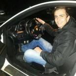 ALSANCAK - Genç Sürücü Trafik Kazasında Hayatını Kaybetti