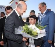 TURGAY ALPMAN - İçişleri Bakanı Soylu Iğdır'da