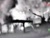 TERÖR EYLEMİ - İşte Ankara'da canlı bombaların patlama anı