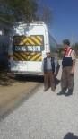 YOLCU TAŞIMACILIĞI - Kula'da Servis Araçları Denetlendi