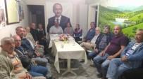 ABDÜLKADİR ÖZEREN - Lapseki CHP Danışma Kurulu Toplantısını Yaptı