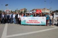 KEREM KINIK - Malatya Da Sağlıklı Yaşam Yürüyüşü