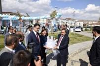 TEMEL ATMA TÖRENİ - Orman Ve Su İşleri Bakanı Veysel Eroğlu Kırıkkale'de