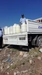 Reyhanlı'da 200 Kilo Süt Ve Yoğurt İmha Edildi